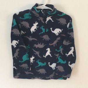 Boys Dinosaur Fleece